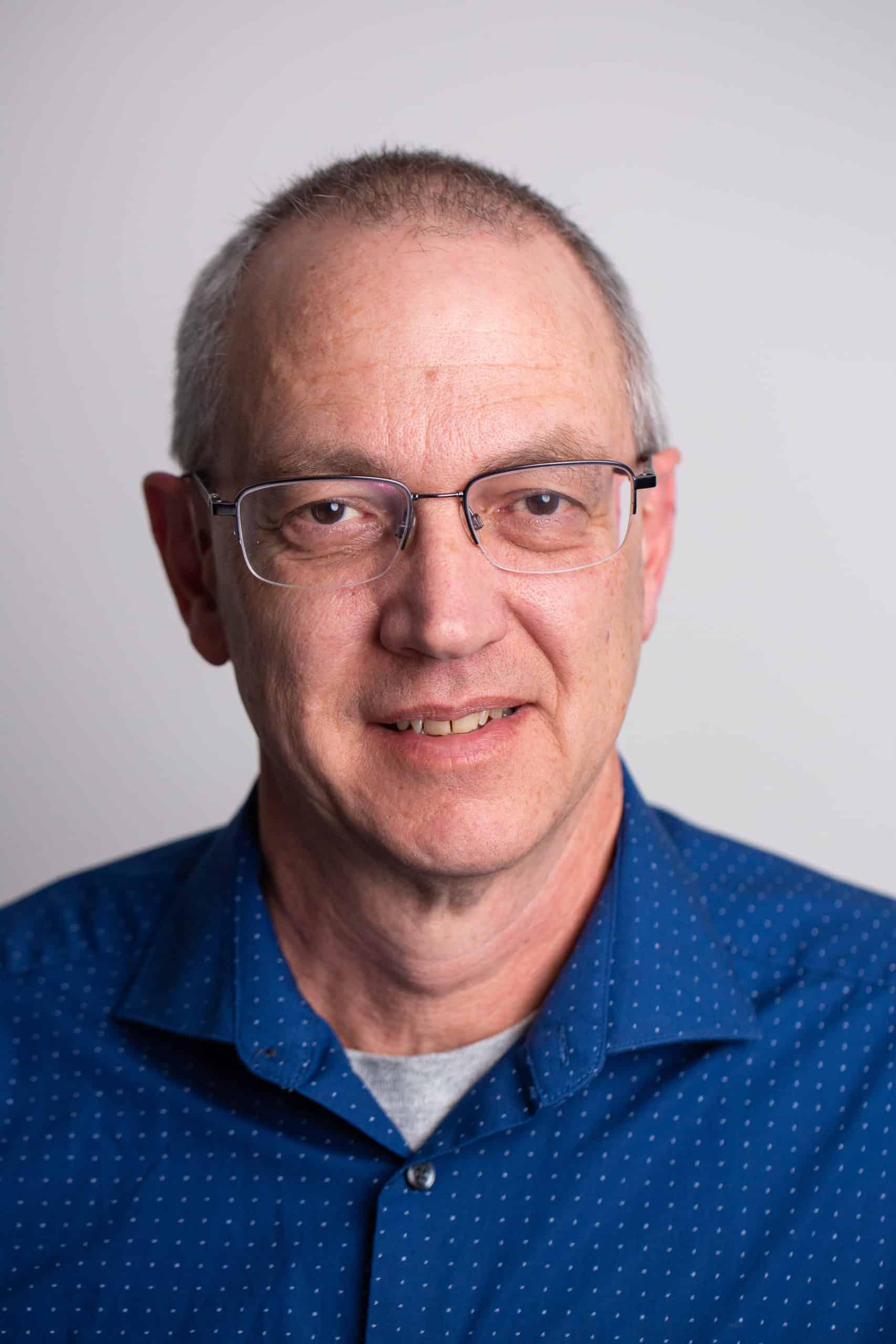 Headshot of Steve Miles - VP Operations