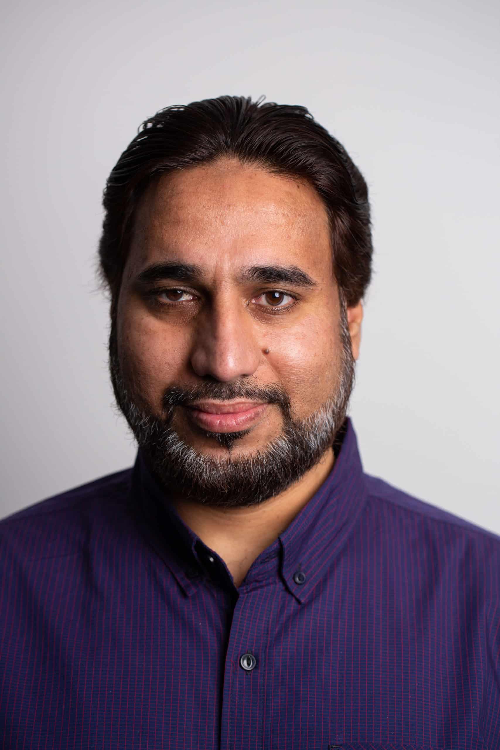 Headshot of Rizwan Ashiq